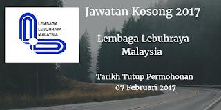 Jawatan Kosong LLM 07 Februari 2017