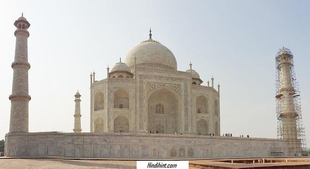 History of Taj mahal with 33 facts in hindi