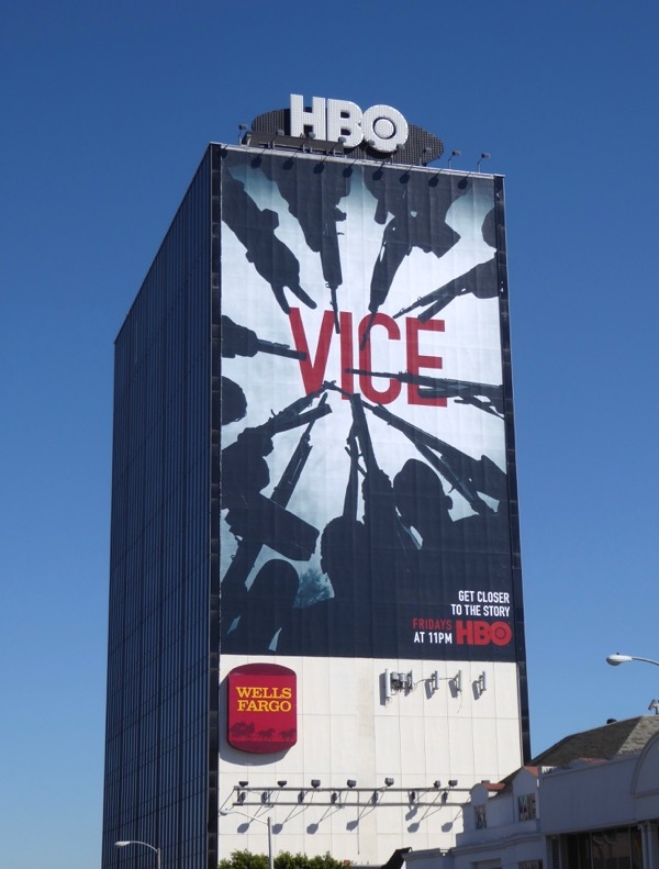 Giant Vice season 5 billboard