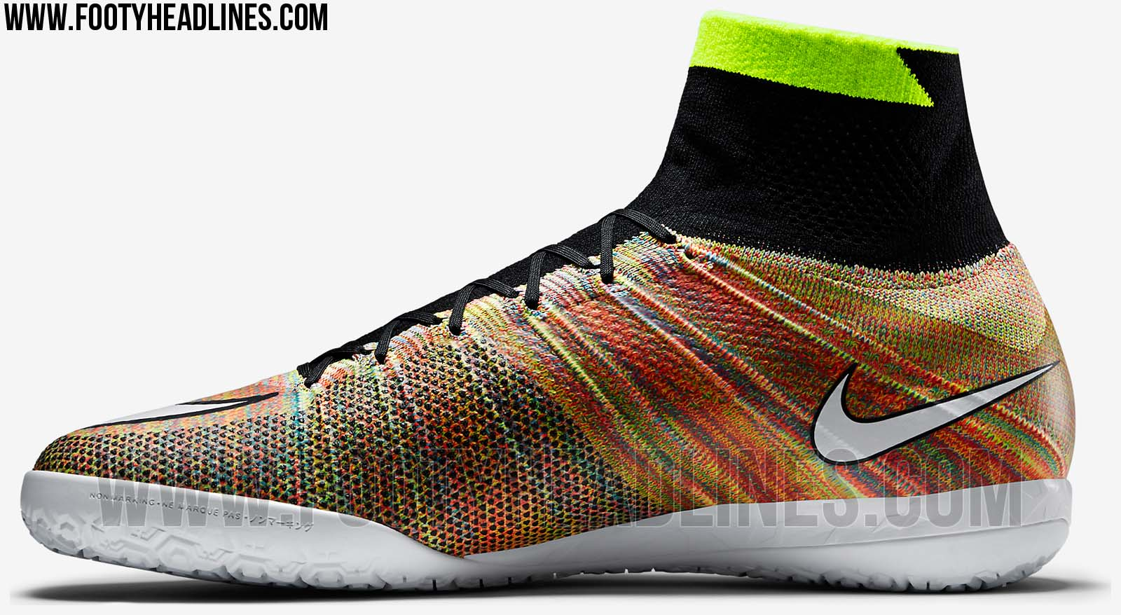 Nike Mercurial X Multicolor Boots Released - Footy Headlines
