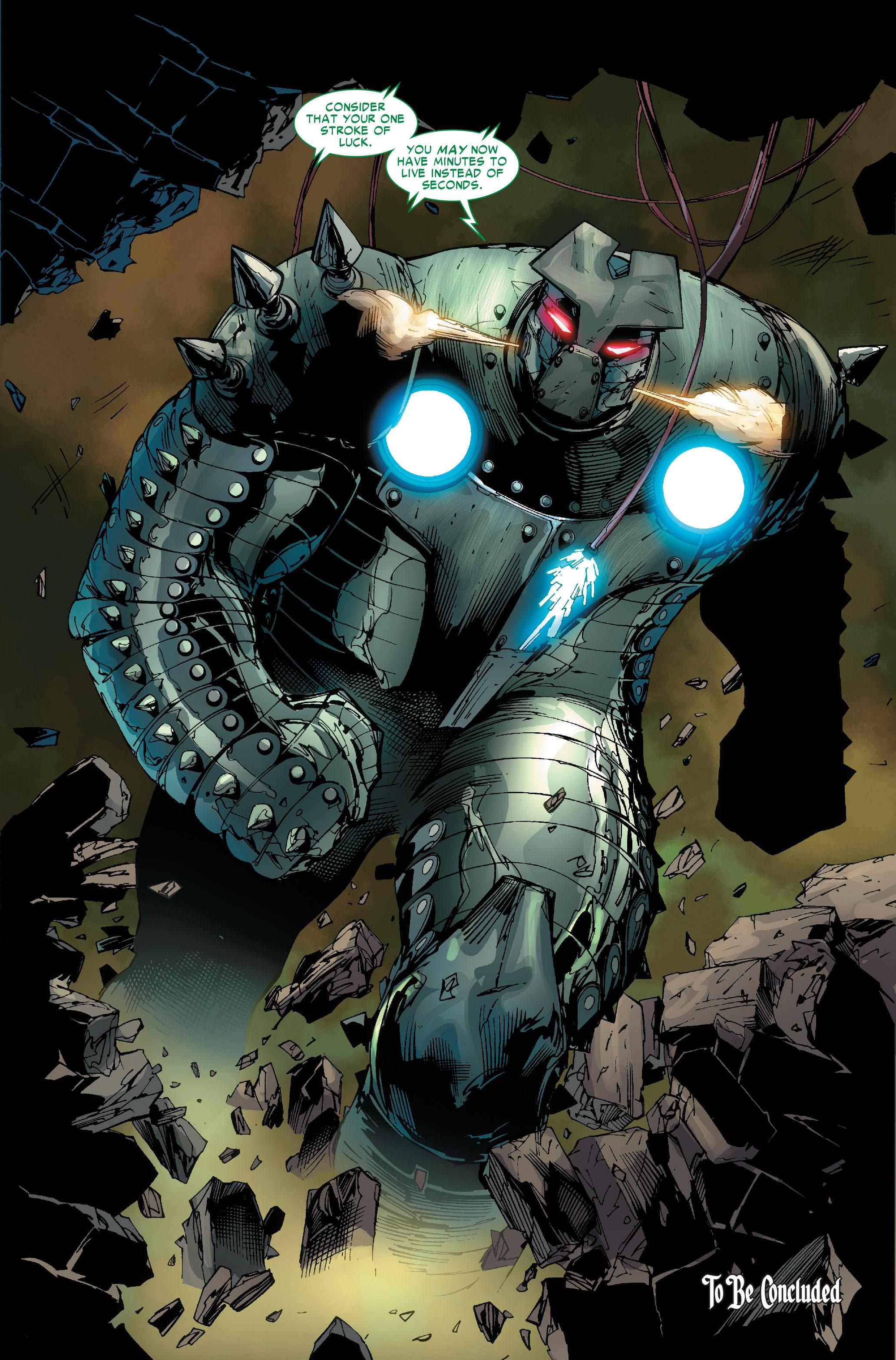 Thor (2007) Issue #605 #18 - English 24
