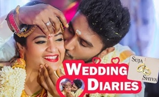 Wedding Diaries with Big Boss Fame Suja Varunee & Shiva | A 11 years love story | JFW Exclusive