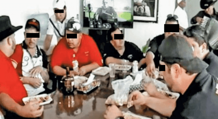 """""""Los Buchones de Culiacán"""" investigados por """"narcofiesta"""""""