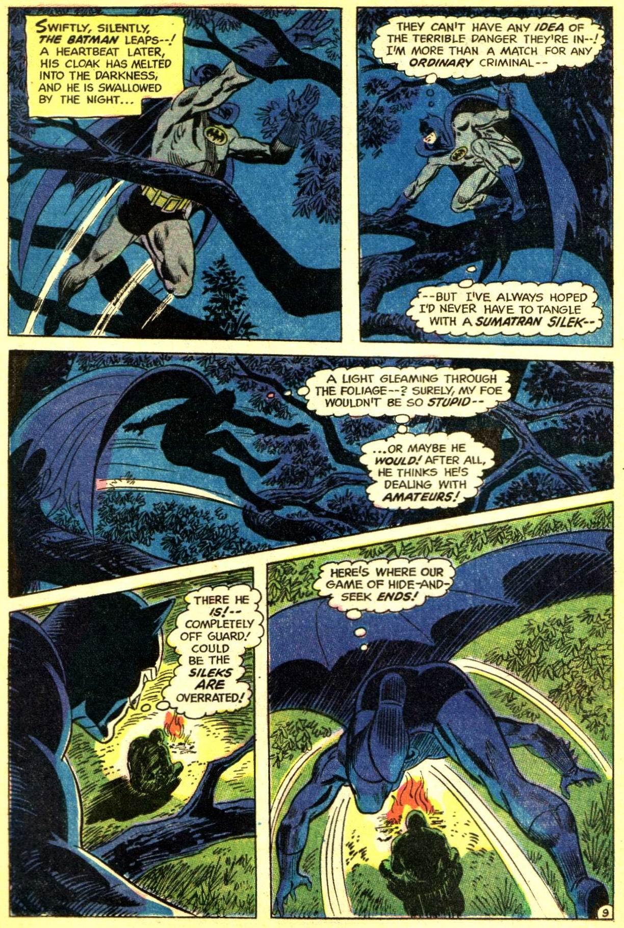 Detective Comics (1937) 405 Page 11