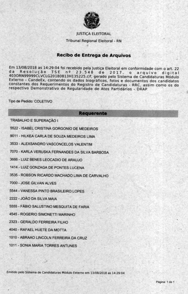 Chapão governista é fechado com encaixe de Rafael Motta