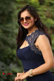 Actress Ashwini Pictures in Short Dress at Vinodam 100 Percent Press Meet  0106.JPG