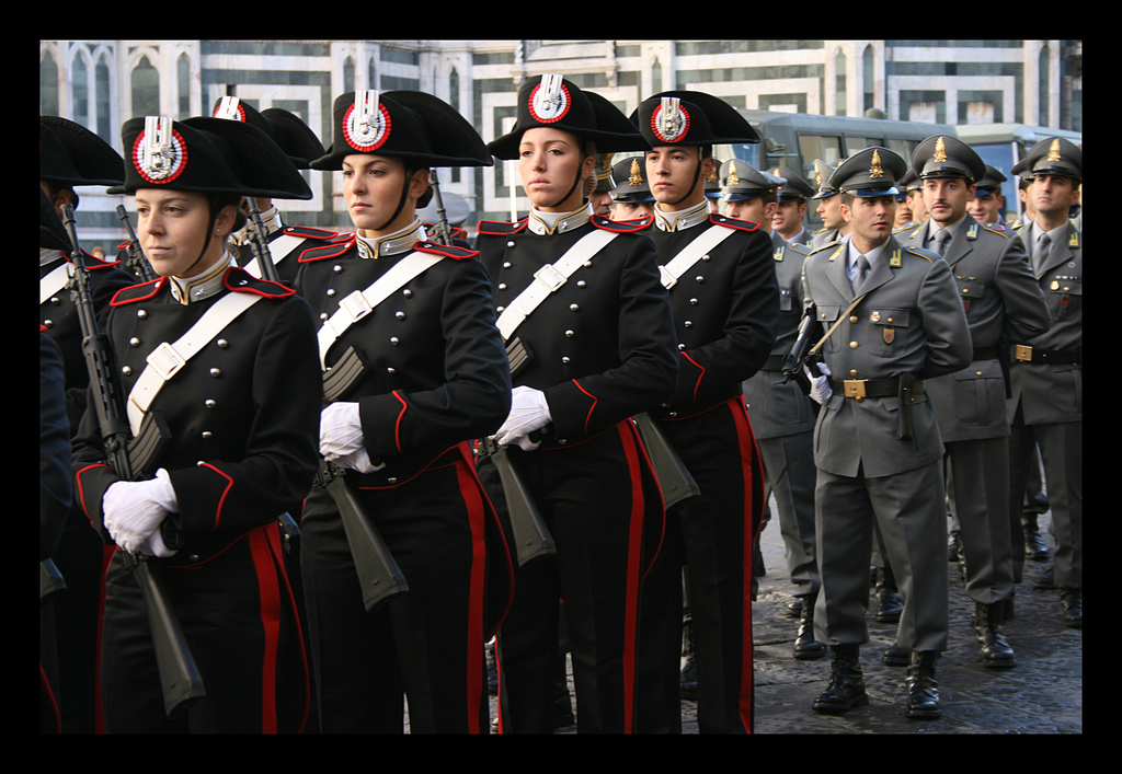 The Italian Monarchist Anniversary Of The Carabinieri
