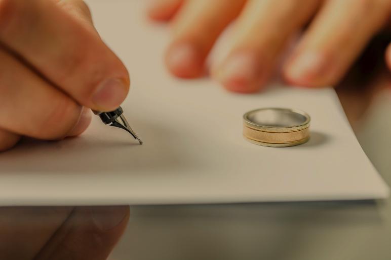 Divorcio en Bolivia