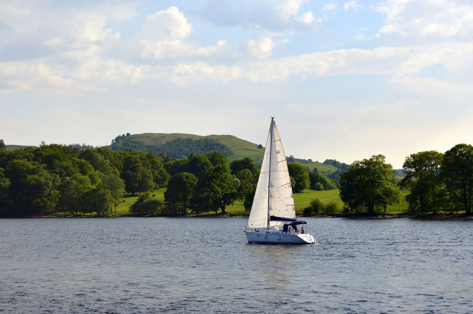 Such Stuff: England: The Lake District, Warwick Castle, and
