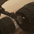 NASA's Curiosity Mars Rover Suffers Wheel Damage