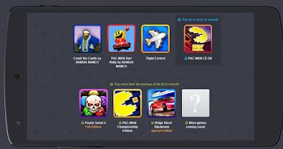 BANDAI%2BNAMCO - Pac-Man e Android: nuova offerta di Humble Bundle