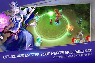 LINE BATTLE HEROES Apk V1.0.0
