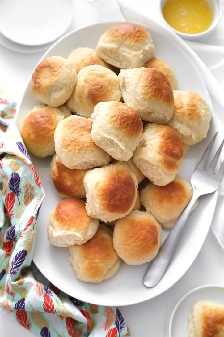 Perfect Buttermilk Dinner Rolls for a Crowd