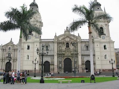 Cathedral - Lima - Peru