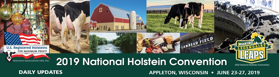 2019 National Holstein Convention