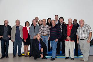 Membres présents lors de la création de lMental Arts Magie