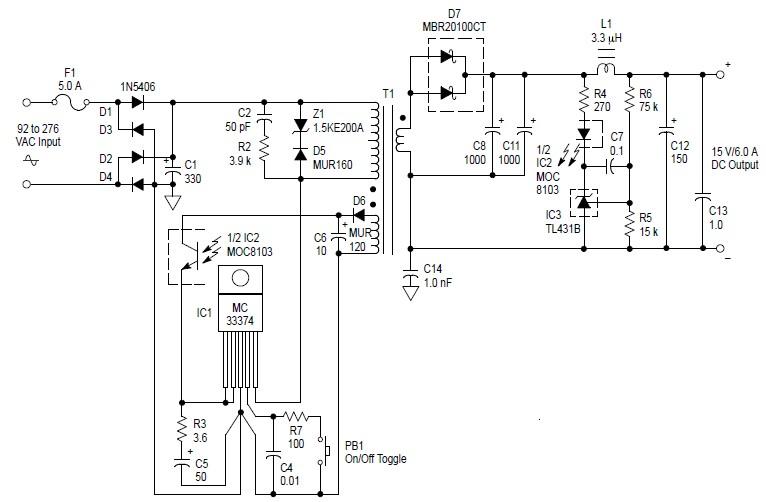 230voltwiringdiagram High Voltage 115 Or 230 Volt Power