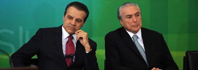 Cai o terceiro Ministro de Temer: Henrique Alves