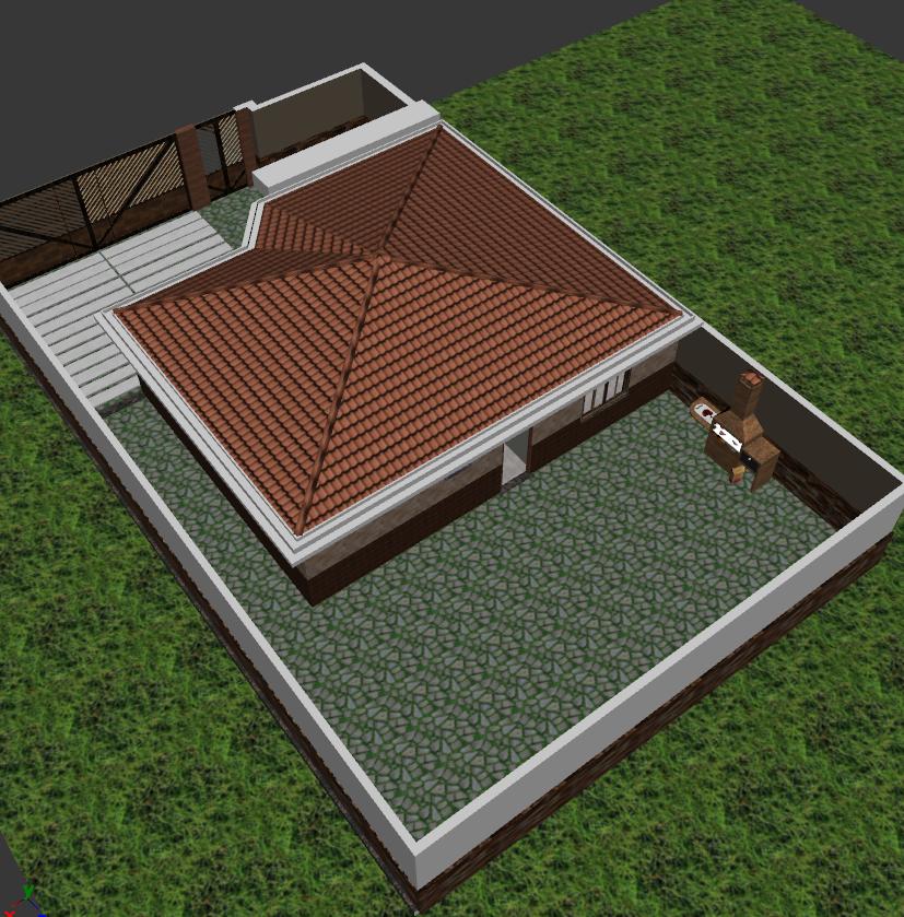 Gta Sa Casa Com Interior Complet R3d Gta Mods