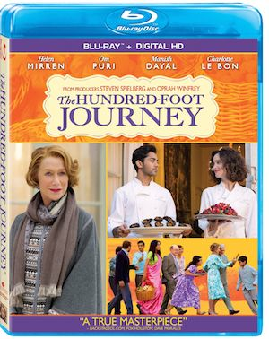 Blu-ray Review & Giveaway - The Hundred-Foot Journey