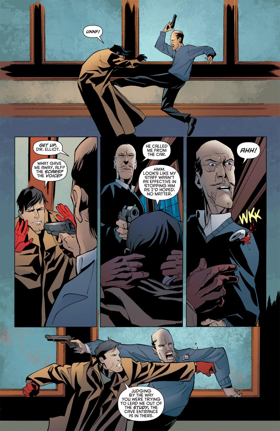 Detective Comics (1937) 850 Page 4