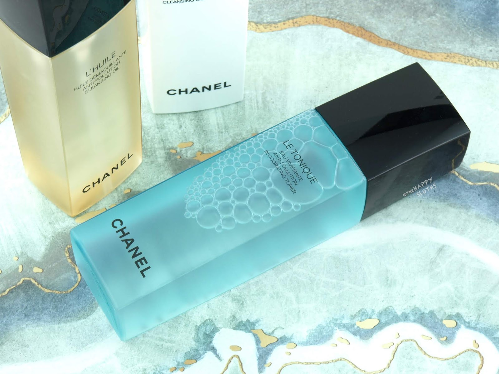Chanel | Le Tonique Anti-Pollution Invigorating Toner: Review