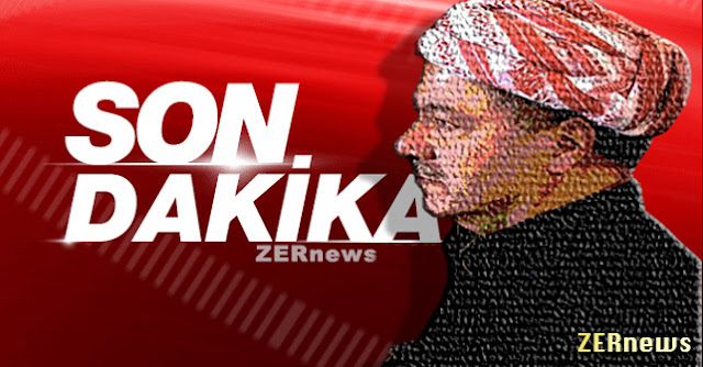 Mesut Barzani Kürdistan Irak Kürtler Kerkük açıklama