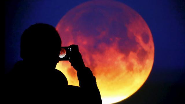 Prepárate para la 'Luna sangrienta', el eclipse lunar más largo del siglo XXI