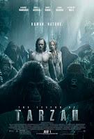La leyenda de Tarzan (2016) online y gratis