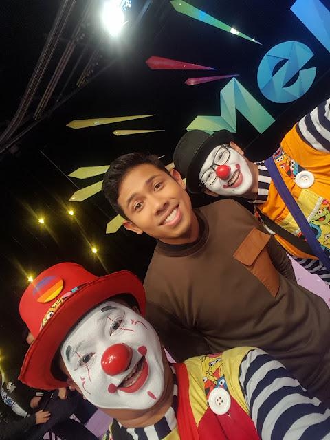 perkhidmatan clown murah, magic show, mascot