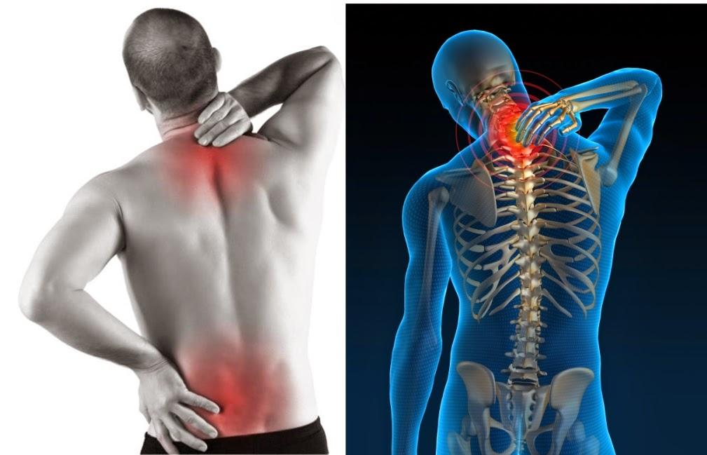 tratamiento del dolor de espalda y cuello