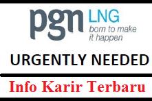 Rekrutmen PGN LNG INDONESIA - Marine Terminal Superintendent (Code : MOM)