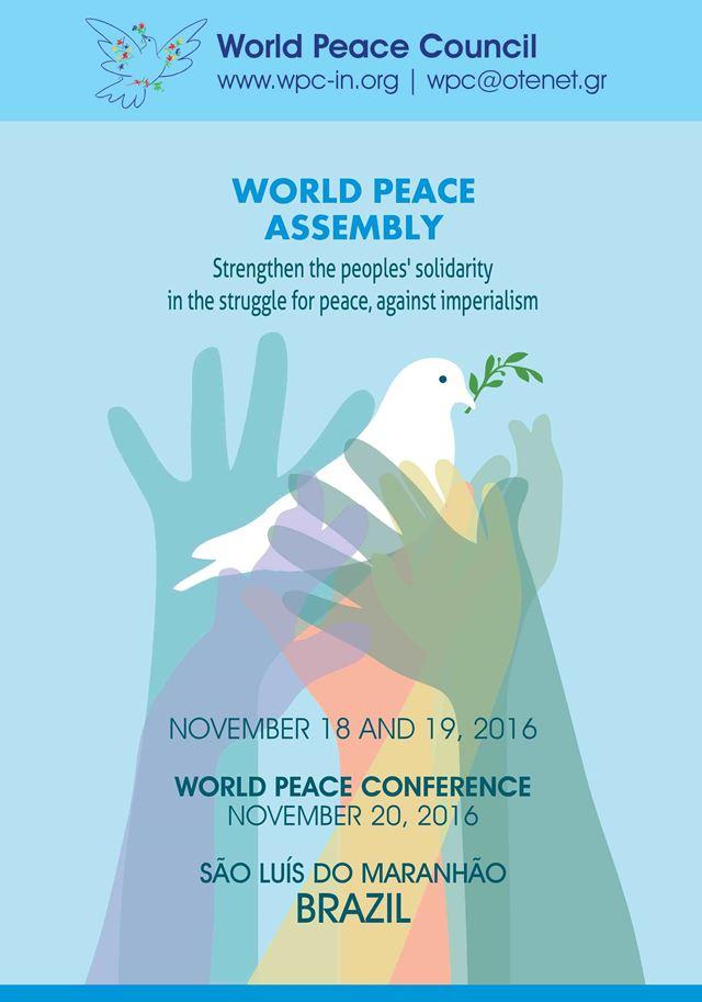Assembleia do Conselho Mundial da Paz