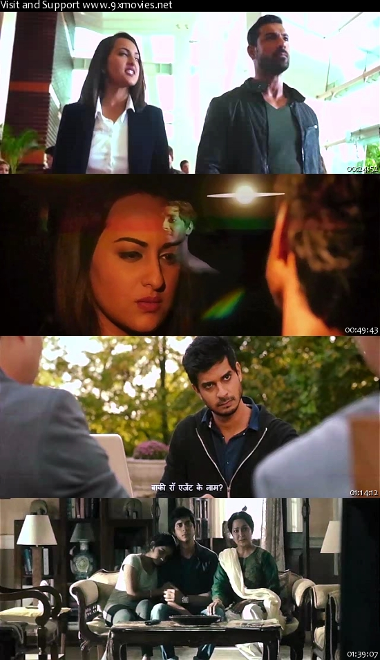 Force 2 (2016) Hindi DVDScr XviD 700MB