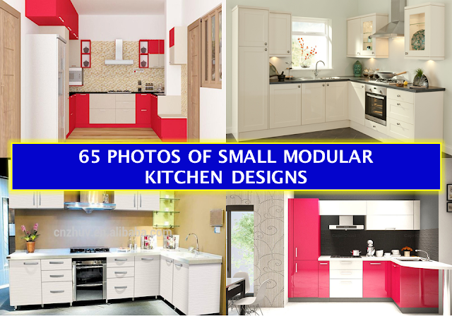 Modular L- shape kitchen design are more common now a days, people are mostly using this shape to provide enough space to move around the kitchen, more convenient and comfortable to everyone.