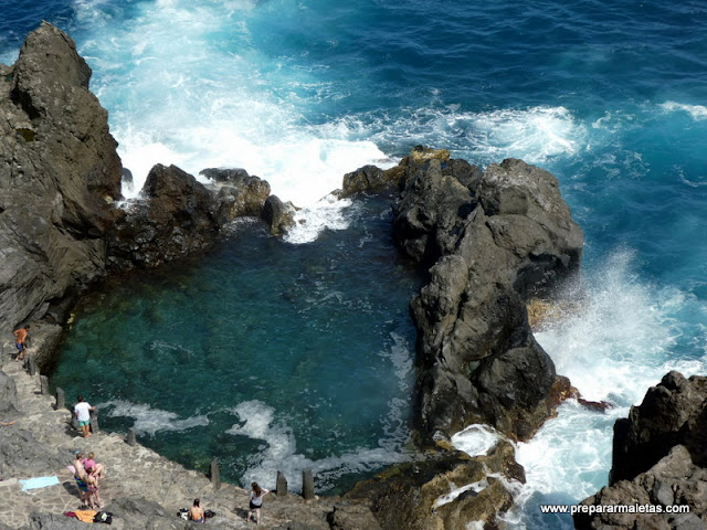charcas en Tenerife
