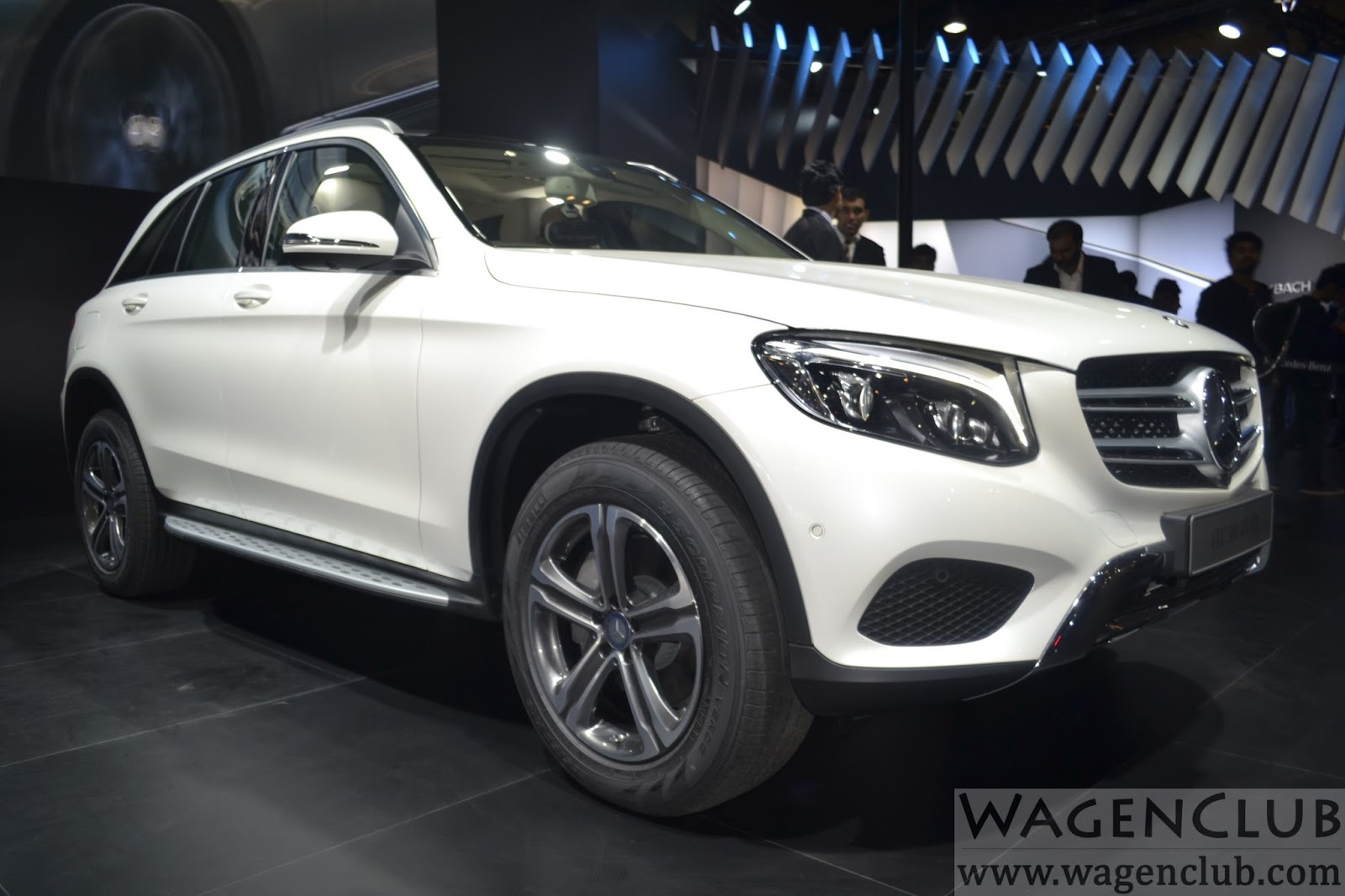 2017 mercedes benz glc indian debut auto expo live for Mercedes benz for sale in india