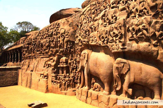 Art and Architecture  of Pallava Kingdom