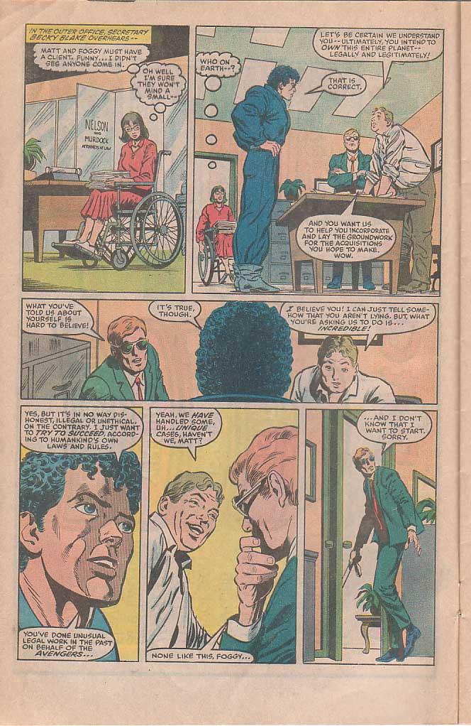 Daredevil (1964) 223 Page 5