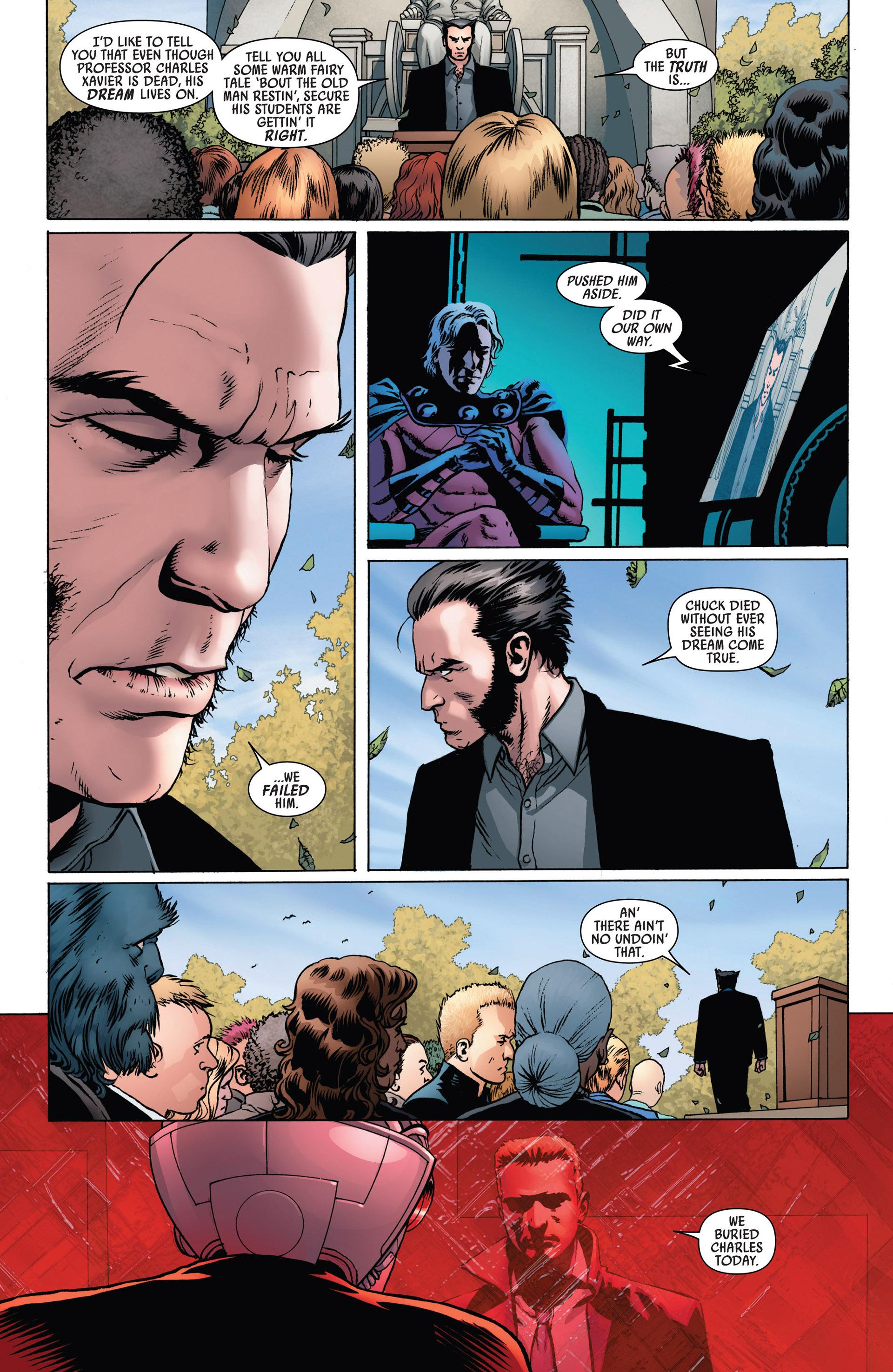 Read online Uncanny Avengers (2012) comic -  Issue #1 - 6