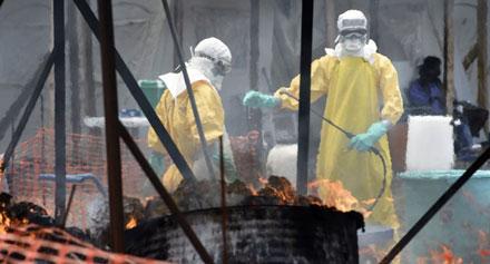 وباء الإيبولا يضرب الكونغو الديمقراطية وظهور حالات اصابة جديدة