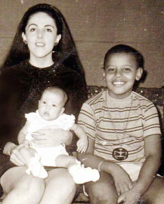 barack obama's parents - 468×629