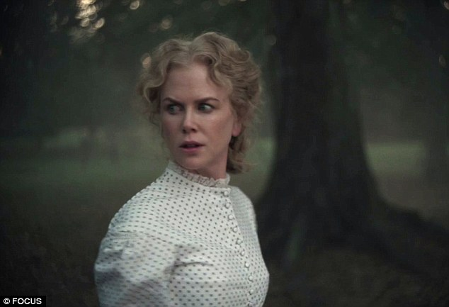 New trailer for 39 the beguiled 39 starring nicole kidman we for A painted devil thomas cullinan book