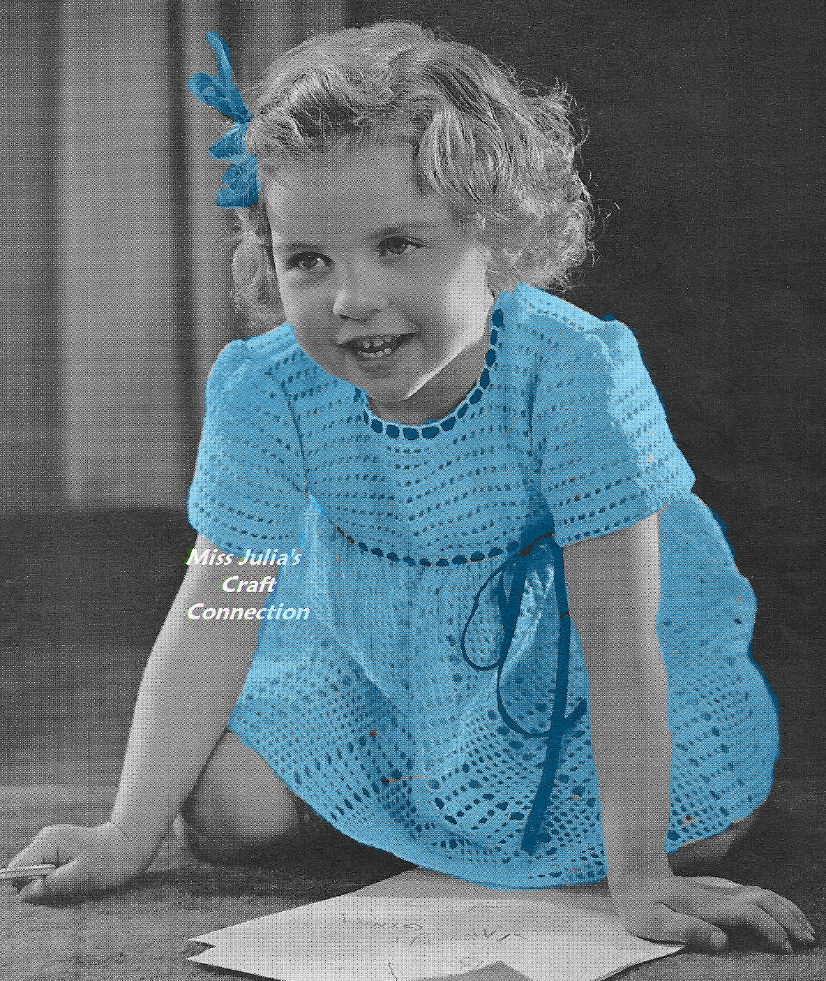 Free Vintage Knitting Patterns For Baby Blankets : Miss Julias Patterns: Free Patterns - 14 Baby Blankets to Crochet
