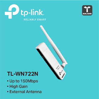 adattatore wireless tl-wn722n