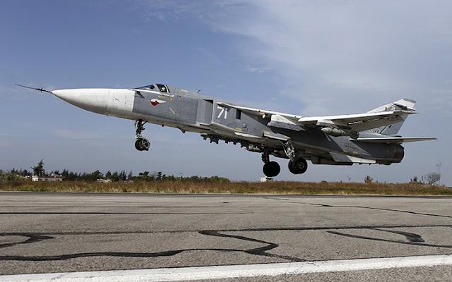 Ρωσικό αεροσκάφος έπεσε στη Συρία! Νεκρό το πλήρωμα