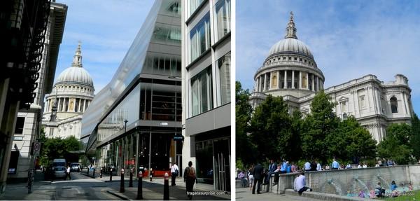 Catedral de Saint Paul - Londres