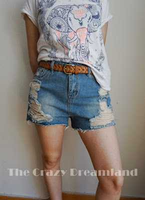 denim-short-zaful