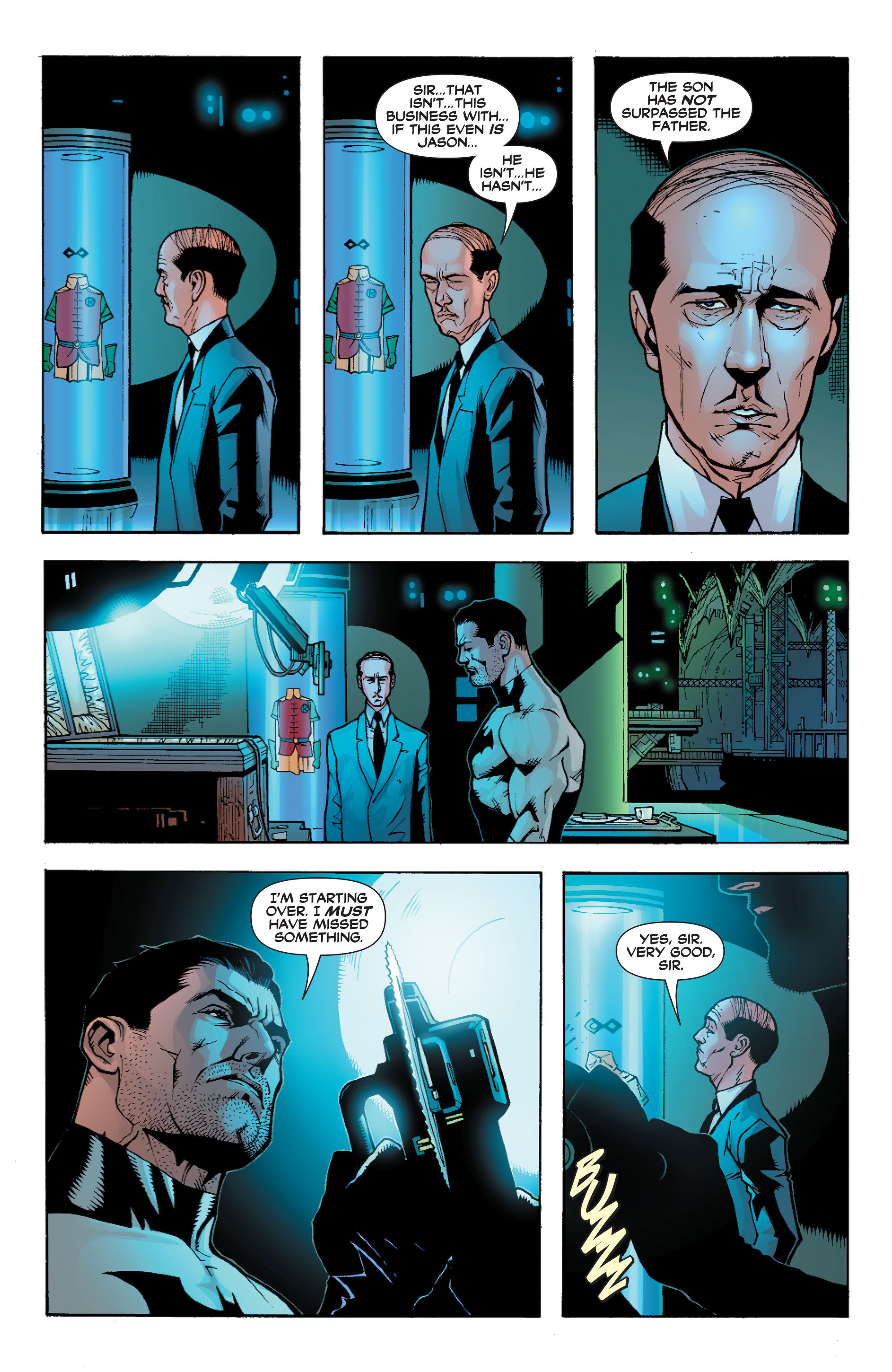 Read online Batman: Under The Red Hood comic -  Issue # Full - 190