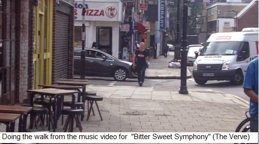 verve bittersweet symphony  hoxton